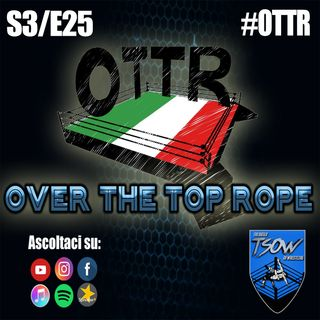 Over The Top Rope S3E25: Mauro Cerilli