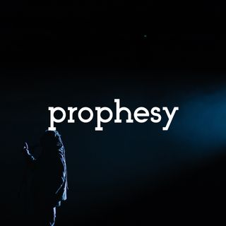 Prophesy (Vision Alignment) - Pr Andy Yeoh