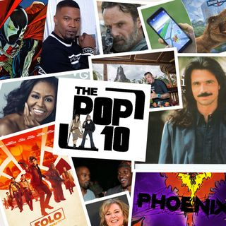 The Pop 10 #18 - May 2018