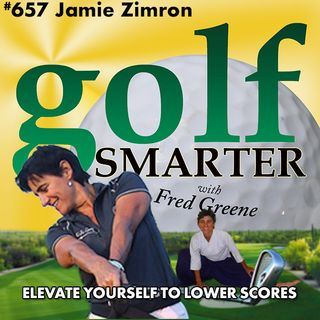Elevate Yourself To Lower Your Scores with the Golf Sensei, Jamie Zimron