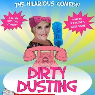 Mary Byrne is coming to the Theatre Royal