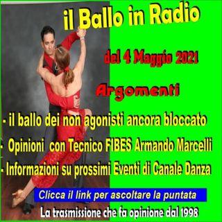 il Ballo in Radio di Tony Mantineo N° 207