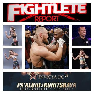Fightlete Report August 31st 2017