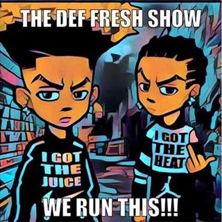 The Def Fresh Show - Tech Talk 9/7/16