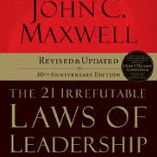 Leadership Tribe - 21 Irrefutable Laws