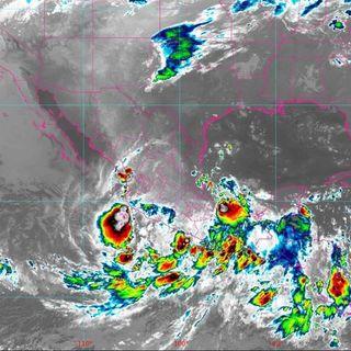 Ciclón tropical podría afectar costas de Guerrero