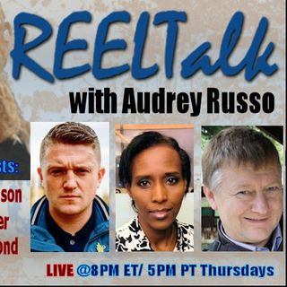 REELTalk: Mona Walter From Sweden, Peter Hammond From South Africa & Tommy Robinson From UK