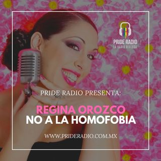 @ReginaOrozco - Lucha VS La Homofobia