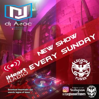 DJ A-roc Encore iheartradio ep. 22