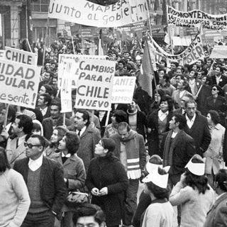 En cuarentena: 50 años del triunfo de la Unidad Popular