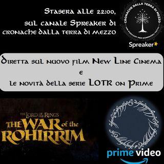 LOTR on Prime, War of the Rohirrim e altre notizie tolkieniane : Notizie dall'interno 1