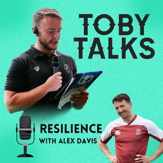 Ep 2: Resilience with England Rugby's Alex Davis