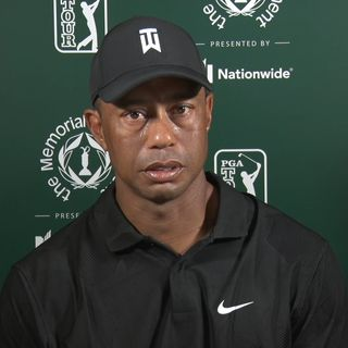 FOL Press Conference Show-Tues July 14 (Memorial-Tiger Woods)