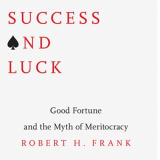 """181 """"Success and Luck"""" & Past performance"""