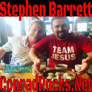 Stephen Barrett Missionary Interview