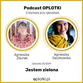 20/2019 - Agnieszka Zdunek - Jestem Zielona