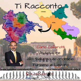 Turismo a Roma, dati 2019 e progetti 2020, ne parliamo con l'Assessore Carlo Cafarotti