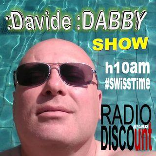 Davide DABBY SHOW 21-03-24 mercoledì top