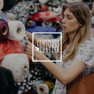 S01 Episode 32 | CHRISTY DAWN + MAKING DEADSTOCK LOVELY