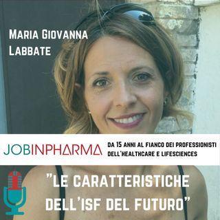 Maria Giovanna Labbate, le caratteristiche dell'ISF del Futuro