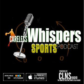 Careless Whispers Is Still a Thing - NBA Finals Edition