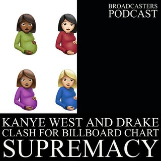Kanye West and Drake Clash for Billboard Chart Supremacy BP091021-191