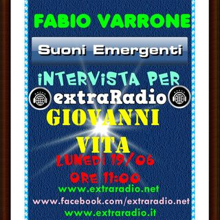 Intervista @ Suoni Emergenti, Extraradio
