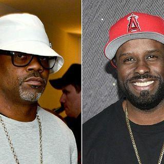 "Hip Hop ""Our Culture Our News"" Dame Dash, Funk Flex Breaking It Down Making It Plain"