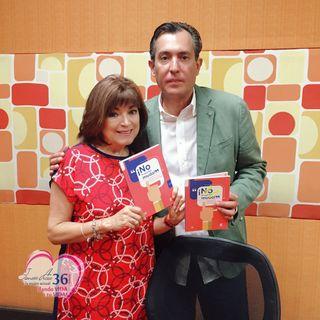 Fernando Montes de Oca y ¡No te quedes mudo! Argumenta y sobrevive en este mundo de palabras