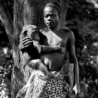 154 - Ota Benga and Human Zoos