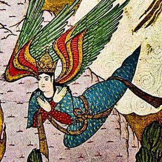 I 4 angeli maggiori: Gabriele, il messaggero di Dio