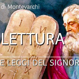 3° incontro sul Deuteronomio - lettura del testo