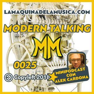 0025 MiniPodcast Con Alex Cardona - La Máquina De La Música