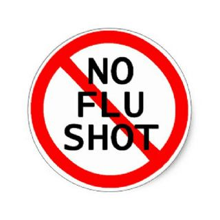 Why You Shouldnt Get The Flu Shot