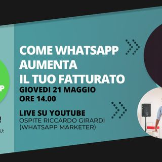 Speciale Whatsapp Marketing