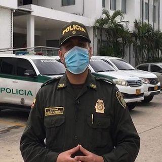 Policia no baja la guardia barranquilla
