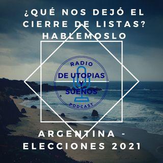 Argentina -Elecciones 2021-