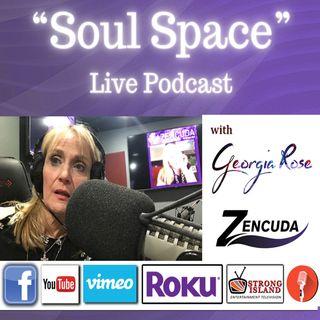 "Soul Space with Georgia Rose - Season 1, Episode 1 ""New Studio, New Network"""