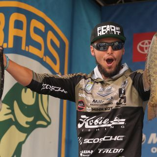 Carl Jocumsen talks first ever Bassmaster Win