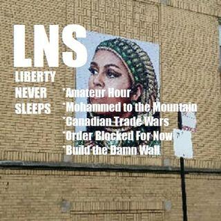 Liberty Never Sleeps 04/26/17 Show