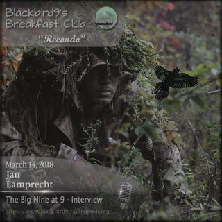 Jan Lamprecht - Recondo Interview - Blackbird9's Breakfast Club