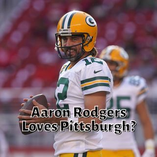 Aaron Rodgers to the Steelers?