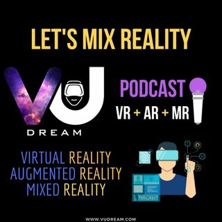 Ep. 14 - Maarten Tobias | Simulated Reality - 3D VR without the Virtual Reality Headset