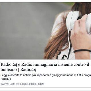 #CacciaBulli la prima su Radio24