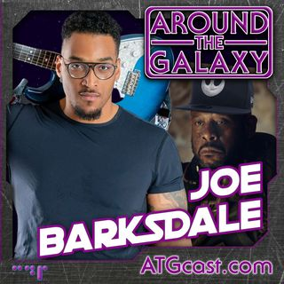 127. Joe Barksdale: Real. Funny.