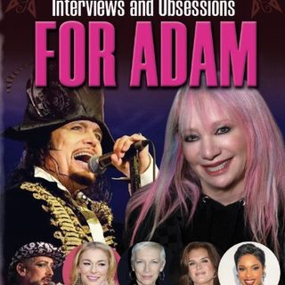 "Rock Star Journalist Eileen Shapiro talks about her book ""Waiting for Adam"" and more on The Mike Wagner Show!"