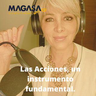 Las Acciones un instrumento fundamental.