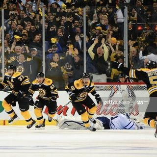 Episode 349: Quarantine Rewatch, Bruins vs. Leafs 2013