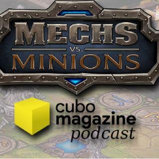 03 - CMP - Reseña de Mechs vs Minions