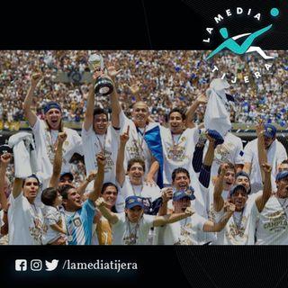 Campeones del fútbol mexicano 3a. Parte